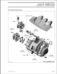 brp sea doo rxt is gtx is service manual repair manual order