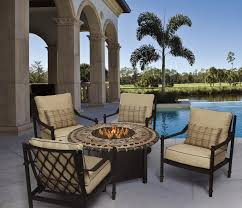 Tabletop Firepit by Vesta Fire Pit Square Base Castellano Collection