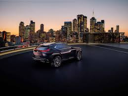 lexus performance suv lexus ux suv concept pushes boundaries of user experience