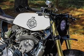 one up neo vintage cb600 return of the cafe racers