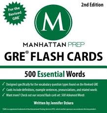 gre flash cards buy gre flash cards by manhattan prep online at