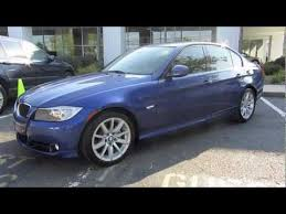 2011 bmw 328i standard features 2011 bmw 328i start up exhaust and in depth tour