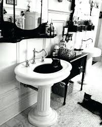 pedestal sink bathroom ideas pedestal sink bathroom ideas medium images of pedestal sink bathroom