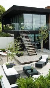 Exploring Atlantas Modern Homes Modern Townhouse And Architecture - Modern house interior design photos
