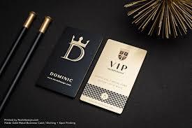 Business Cards Own Design Metal Business Cards Lilbibby Com