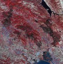 impact northern california fires seen in nasa satellite