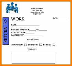 4 blank doctors note for work sephora resume