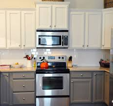 simple and creative tips of how to paint kitchen cabinets home
