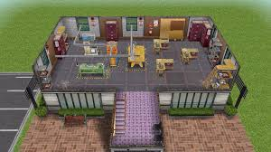 the sims freeplay community center the who games