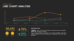 line chart analysis keynote and powerpoint template slidebazaar