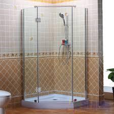 Neo Shower Door Frameless Neo Angle Shower Door Shine Bathrooms