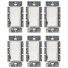 Home Depot Floor Plans by Lutron Caseta Wireless 600 150 Watt In Wall Dimmer With Pico