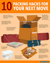 House Hacks 10 Packing Hacks For Your Next Move Packing Hacks Business And