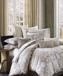 Echo Bedding Sets Gray Paisley Comforter Set Something Special Every Day