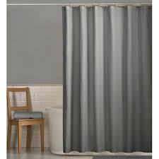 waterproof shower curtain or liner light blue walmart com
