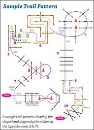pattern practice games 71 best trail patterns images on pinterest horse stuff trail and