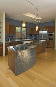 R D Kitchen Fashion Island Rosewood Orange Zest Glass Panel Door Restoration Hardware Kitchen