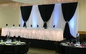 wedding backdrop linen njs design event party rentals think colour colour linens