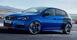 peugeot 308 range peugeot 308 gti facelift revealed ahead of schedule