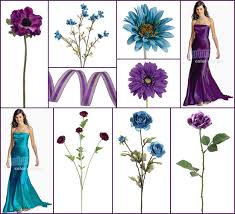 purple and turquoise wedding kasi s purple and turquoise wedding inspiration board afloral