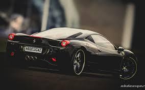 Ferrari 458 Matte Black - ferrari logo wallpaper high quality logo ferrari wallpaper