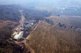 California Wildfires Pets by California Wine Country Pushes To Rebuild After Napa Fire Time Com