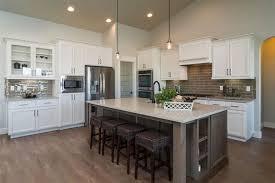 black island kitchen white kitchen cabinets with black appliances kitchen island