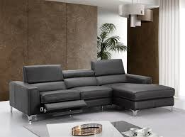Sectional Sofa With Recliner And Chaise Lounge Ariana Reclining Sectional Sofa By J U0026m Furniture 2 685 00