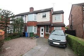 5 Bedroom Home 5 Bedroom House Semi Detached For Sale Cornhill Road Urmston