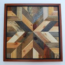 rustic wood wall decor best wood block wall products on wanelo