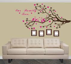 family tree branch wall decal custom family tree vinyl zoom