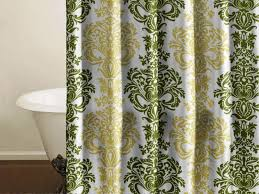 Blue Damask Shower Curtain Blue And White Damask Shower Curtain Damask Shower Curtain