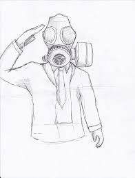 gas mask by kuraiapocalyptax on deviantart