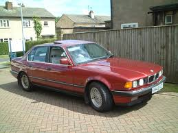 1992 bmw 7 series 1993 bmw 7 series information and photos zombiedrive