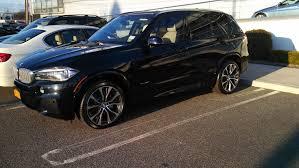 Bmw X5 50i 2016 - got my 4th x5 xdrive50i carbon black with white also got v1