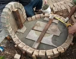 outdoor brick oven diy build brick oven outdoor kitchen with
