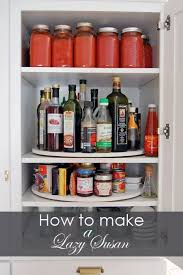 how to organize a lazy susan cabinet lazy susan organizers in your home how to organize with