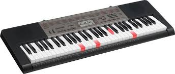 piano with light up keys the different types of casio keyboards master singers by the sea