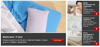 guida acquisto materasso materassi confronto altroconsumo materassi matrimoniali