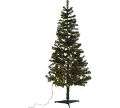 wondrous pop up christmas tree argos spelndid buy 6ft luxe at co