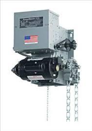 Overhead Door Model 456 Manual Power Master Overhead Doors Operators Powermaster Door