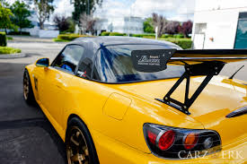 2008 honda s2000 cr club racer enhancement project carzwerk
