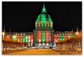 sf city hall lights san francisco events in december 2017