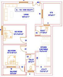 600 sq ft house plans vastu