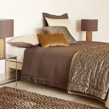 chocolate brown duvet cover with insertion lace duvet covers