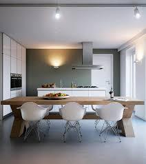Kitchen Diner Design Ideas Contemporary Kitchen Diner Interior Design Ideas