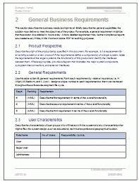 business requirement document business requirement document