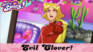 evil clover totally spies