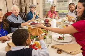 ten tips for a more meaningful healthy thanksgiving