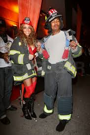 firefighter costume spirit halloween photos of nick cannon and mariah carey dressed up as firefighters